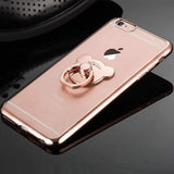 Silicone Holder Cover Case For Iphone