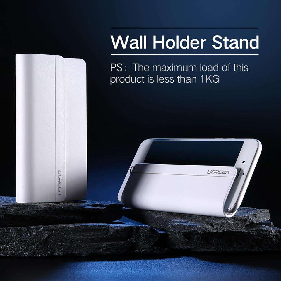 Holders & Stands - Mobile Wall Stand For Phones, MP4/5, And Tablet