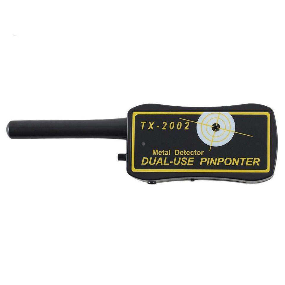 Industrial Metal Detectors - Pro Handheld Metal Detector - A Miniature Version Of A Primary Detector