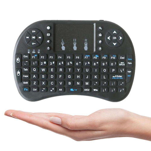 Keyboards - Mini Wireless Keyboard - Best Remote For Android TV Box And More!