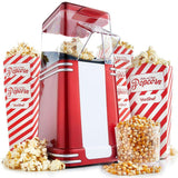 Kitchen, Dinning & Bar - Mini Popcorn Maker - Enjoy Your Movie Time At Home!
