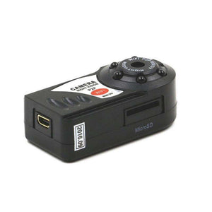 Mini Camcorders - Q7 Mini Wifi Camcorder - Video Recorder Infrared & Night Vision Camera Motion Detection
