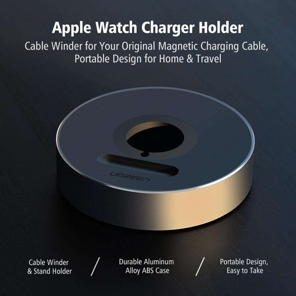 Mobile Phone Accessories - Portable Charger Stand Holder - 2 In 1 Design, Charging & Storage