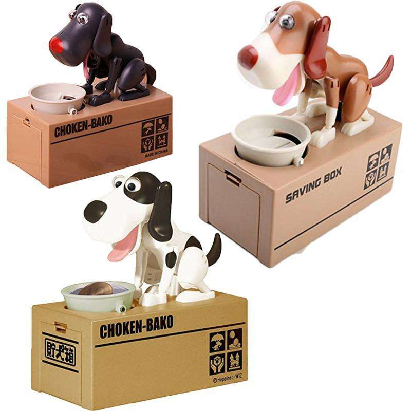 Money Boxes - Doggy Bank - Perfect Novelty Bank For Kids!