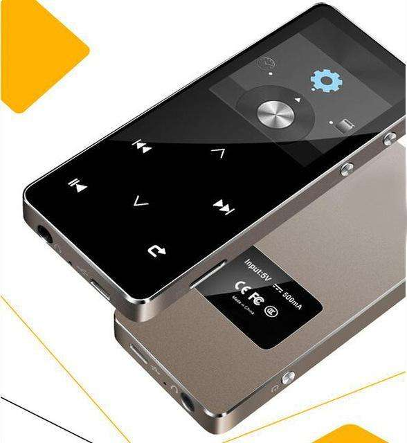 MP4 Player - Touch Screen MP4 Player 8GB - More Uses, More Flexibility!