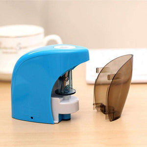 Pencil Sharpeners - Battery Pencil Sharpener - Automatic Electric Pencil Sharpener For Home Office Students