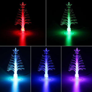 Pendant & Drop Ornaments - Xmas Tree Color Changing LED - Beautiful Decorating Ideas When Celebrating Christmas