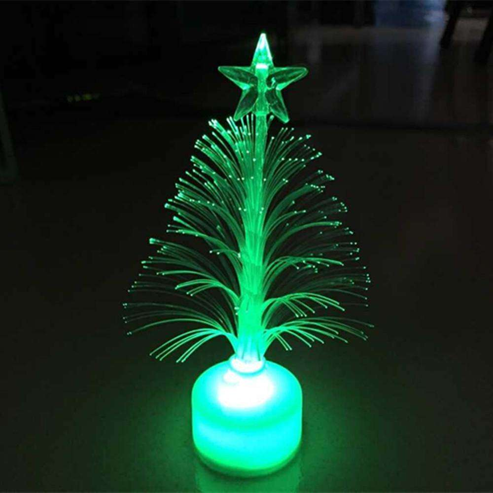 5pcs Xmas Tree Color Changing LED - Beautiful Decorating Ideas When ...