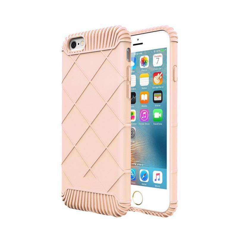 Phone Bags & Cases - Candy Color Soft Rubber Case For IPhone 5 5S SE | 6 6S | 7 Plus