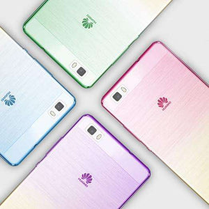 Phone Bags & Cases - Cover Case For Huawei Mobile Phone Gradient Color