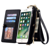 Phone Bags & Cases - Luxury Genuine Leather Case For IPhone
