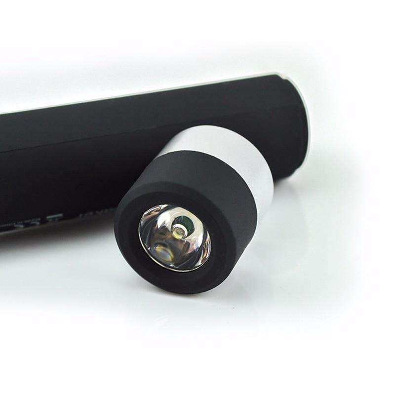 Portable Speakers - 4 In 1 Wireless Flashlight - Make Your Activity More Enjoyable