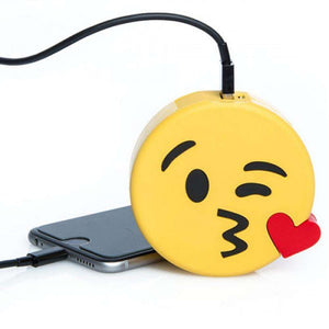 Power Bank - Portable Emoji Power Bank - Perfect Way In Your Emergency Phone!