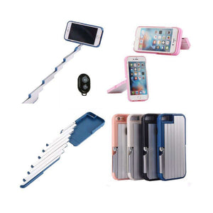 Rhinestone Cases - Selfie Stick Case - Make Everymoment More Memorable With This Awesome Stick!