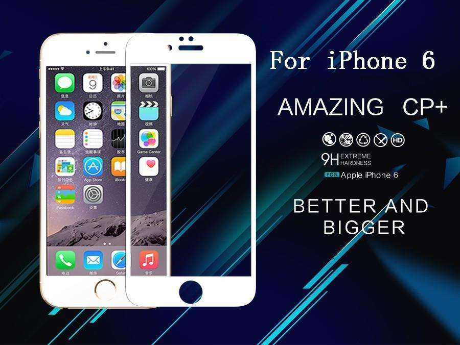 Screen Protectors - Anti-Explosion Tempered Glass For IPhone 6S/iphone 6 (FREE SHIPPING)