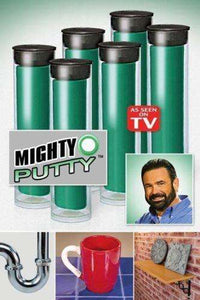 Silicone Sealant - Mighty Putty Super Powered Epoxy (FREE SHIPPING)