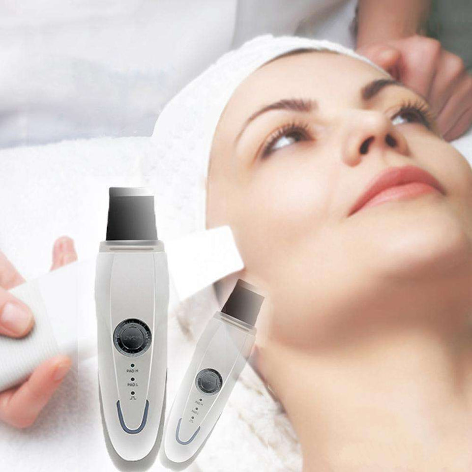 Skin Care Tool - Ultrasonic Face Pore Cleaner Ultrasound Therapy Skin