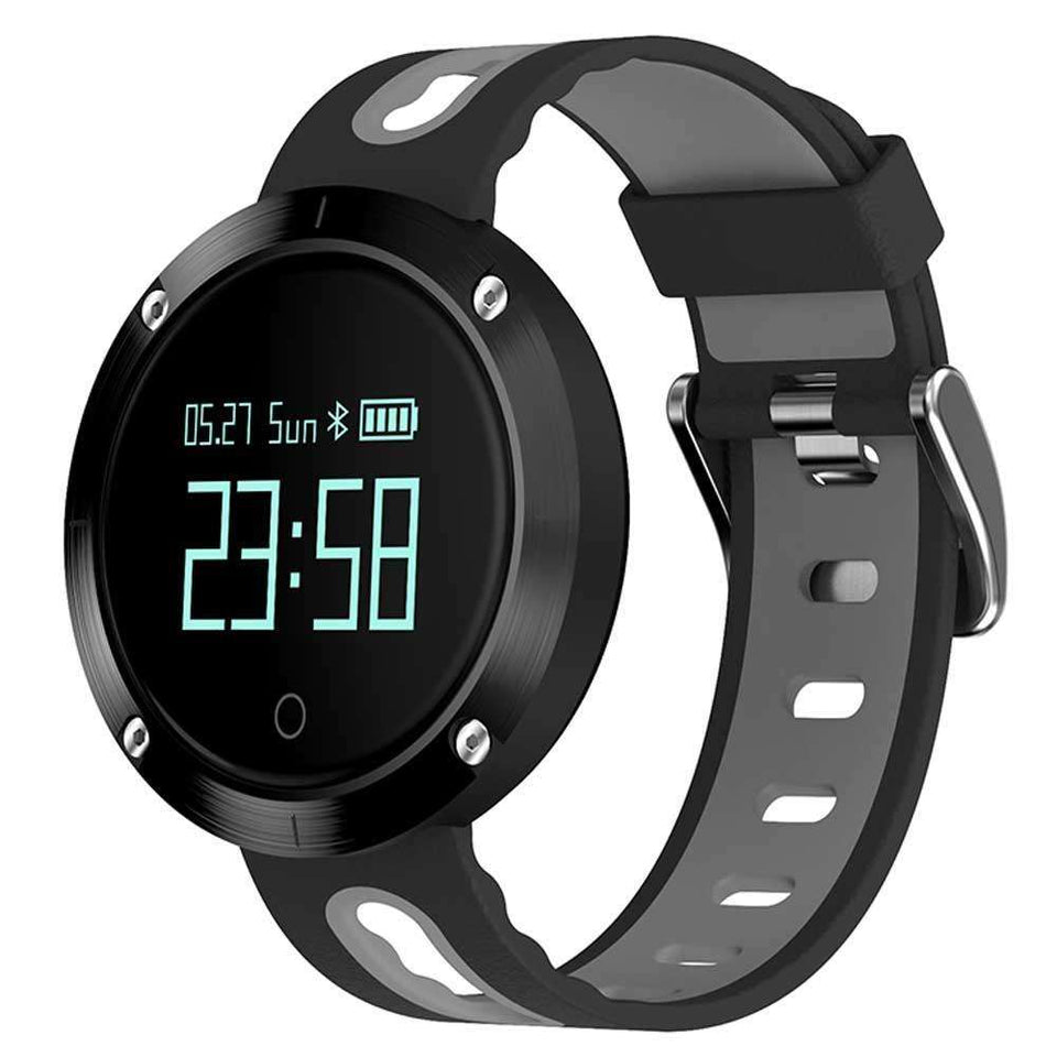IP68 Multi Function Waterproof Smart Wristwatch