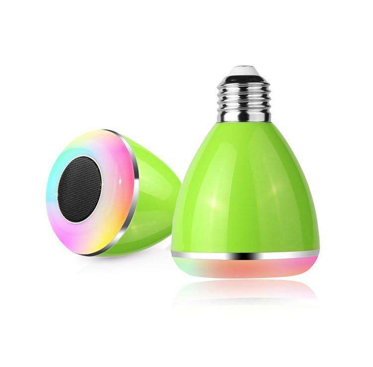 Speakers - Smart Wireless Music Bulb - Play Your Favorite Music Anytime Anywhere!