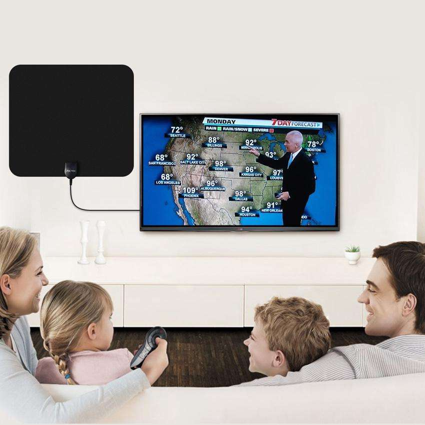 TV Antenna - HDTV TV Antenna - Your Top Choice For An Indoor TV ANTENNA