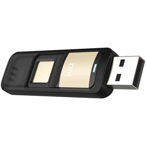 USB Flash Drives - Fingerprint Encryption Flash Drive - Best Storage Device With Most Secure