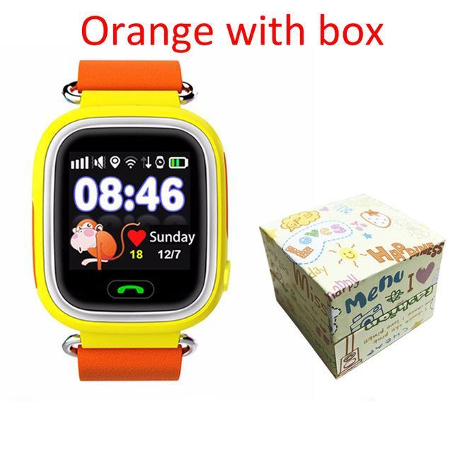 Kids GPS Tracking Smartwatches