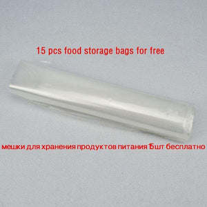 Vacuum Food Sealers - High Quality Household Vacuum Bag Sealer