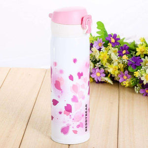 Water Bottles - Thermal Cup Bottle Stainless