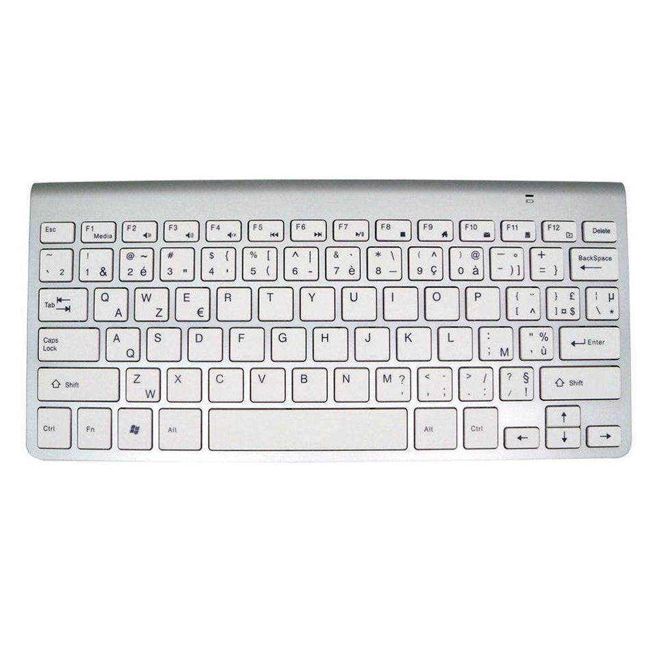 Wireless Keyboard for Mac Win Android TV Box