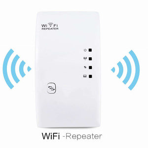 Wireless Network Adapters - WiFi-Repeater - Increase Your Wireless Range!