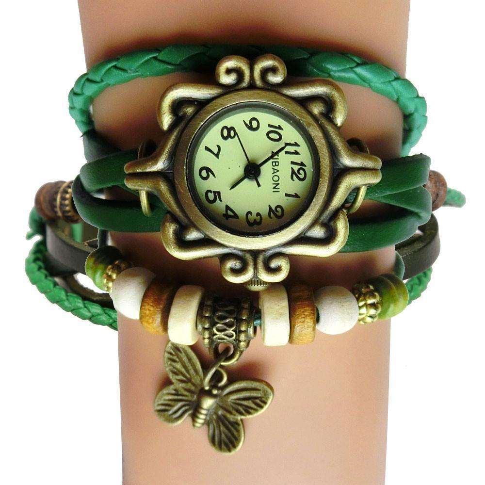 Women's Watches - Vintage Women Bracelet Watch