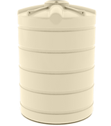 2500L Round Water Tank