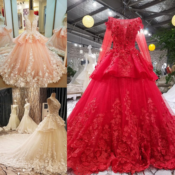 Luxury Gowns