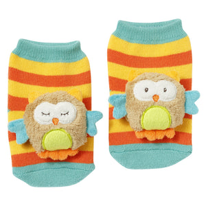 BabyFehn German Soft Toys - Rattle Socks (4 designs)