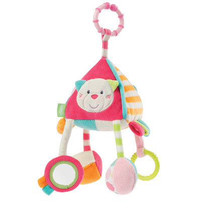 BabyFehn German Soft Toys - Activity Pyramid (2 designs)