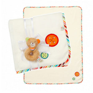 BabyFehn German Soft Toys - CuddleBlanket (3 designs)