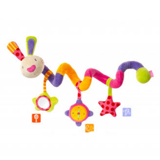 BabyFehn German Soft Toys - Activity Spiral (5 designs)