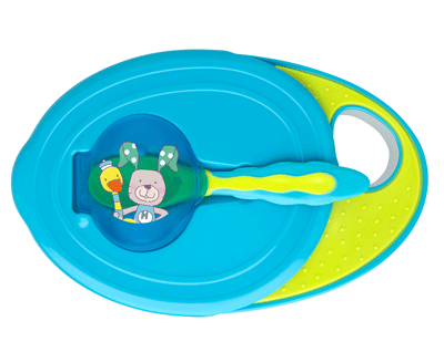 Rotho Babydesign Bowl with Lid and Spoon (2 colours)