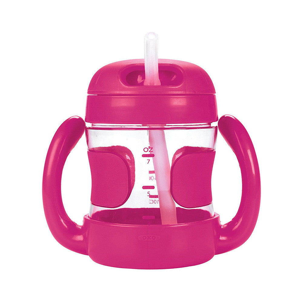 Oxo Tot Straw Cup w/Handle (7oz)