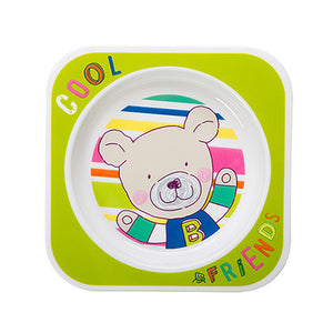 Rotho Babydesign Square Plate (2 colours)