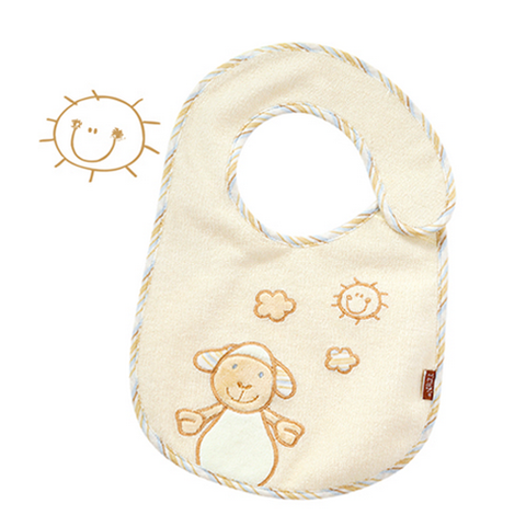 BabyFehn German Soft Toys - Baby Bibs (2 designs)
