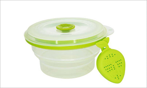 Lexnfant Collapsible Multi Purpose Cooker 400ml (2 Designs)