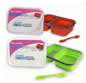 Lexngo Silicone Collapsible Lunch Box (4 Designs)