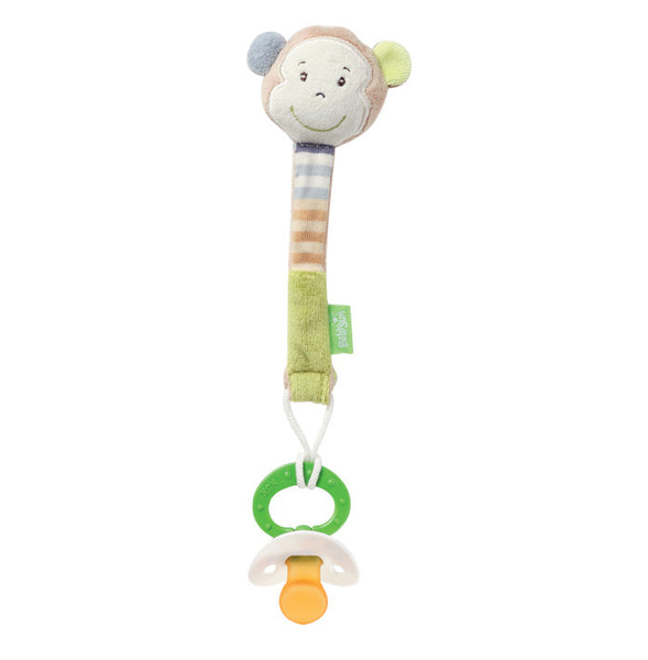 BabyFehn German Soft Toys - Pacifier Holder (9 designs)