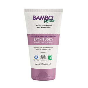 Bambo BATH BUDDY™ (HAIR + BODY WASH) - 150ml Exp : 04 March 2020