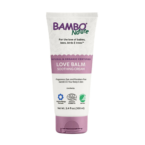 [BUY1 FREE1] Bambo LOVE BALM™ (SOOTHING CREAM) - 100ml Exp 20 June 2019