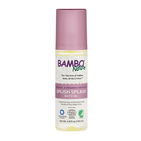 [BUY1 FREE1] Bambo SPLISH SPLASH™ (BATH OIL) - 145ml Exp : 07 June 2019