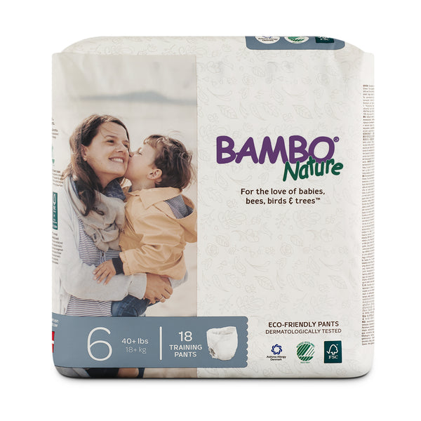 Bambo Nature Training Pants XXL (18+kg) [5 packs,  90pcs/5 packs]