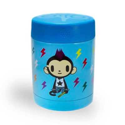 Zoli x Tokidoki TOKIDINE Insulated Food Container, Blue