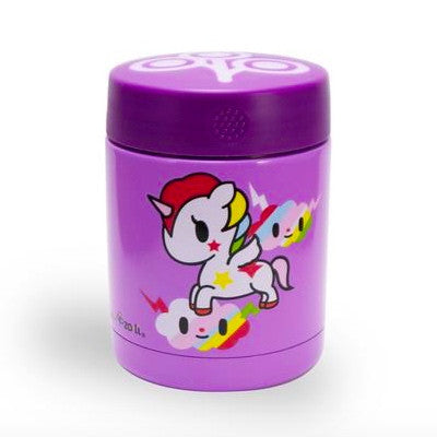 Zoli x Tokidoki TOKIDINE Insulated Food Container, Purple